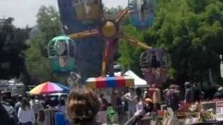 2012 San Ramon Art and Wind Festival