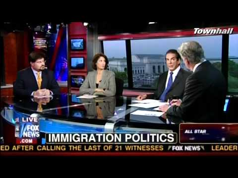 "Krauthammer: Immigration Is A ""Clever Trap By Obama""--Romney's ""Wise To Punt"""