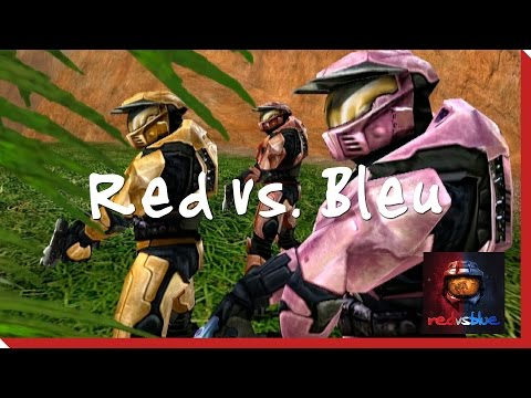 Season 2, Episode 22 - Red Vs. Bleu | Red Vs. Blue