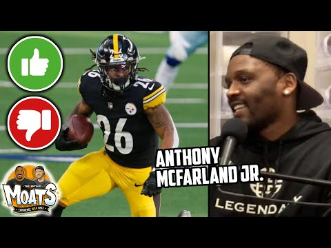 Is Pittsburgh Steelers Anthony McFarland Jr. Underrated Or Overrated?