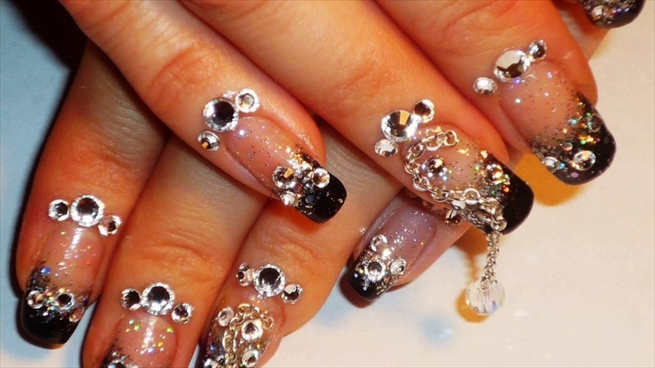 Luxury Nail Salon - YouTube