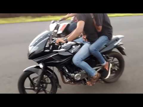 Bike Stunts 2016 | Pulsar 220 stunts | Royal enfield | KTM Duke | Car stunts | bike stunt