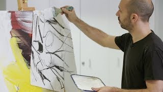 How to paint like Willem de Kooning – Part 2 – with Corey D'Augustine | IN THE STUDIO