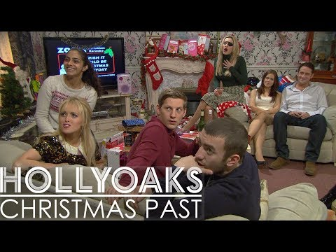 Hollyoaks Christmas' Past