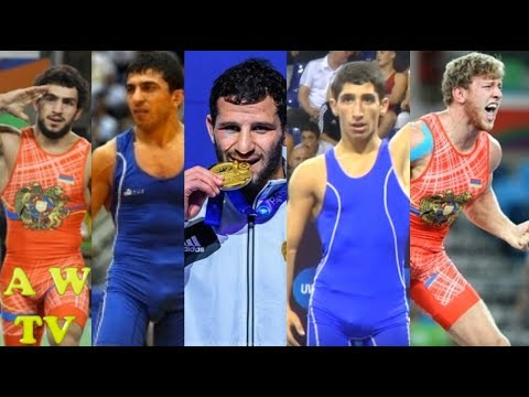 A W TV - Armenian Wrestler's Highlights ( Հայ ըմբիշներ ) #2