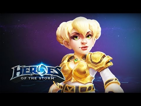 ♥ Heroes of the Storm (A-Z Gameplay) Chromie (HoTs Quick Match)