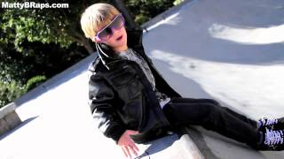 7 Year Old Raps Like A G6-Far East Movement  by  MattyBRaps 1080p Demo Clip