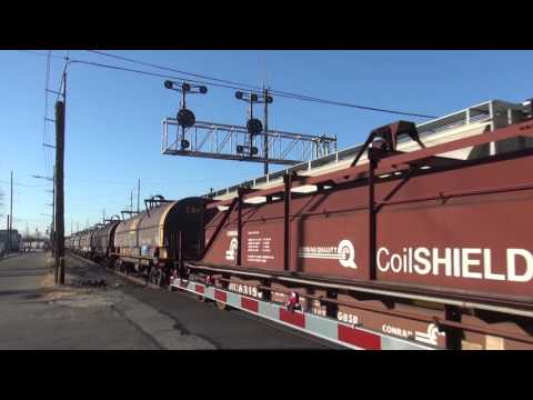 Greater Cincinnati Rail Action 12/27-28/2016