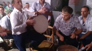 Лезгинская свадьба в Краснодаре Терекма на барабане