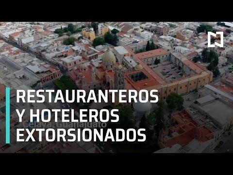Extorsión en Celaya | El Marro Cártel Santa Rosa de Lima - En Punto