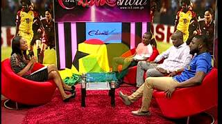 Diva Show - with Elikem The Tailor dicuss the Blackstars Propects and clothing  - 31/5/2014