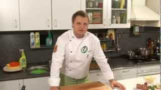 Телячьи почки в сливочном соусе