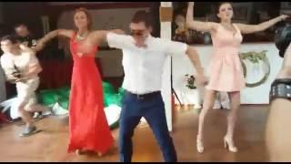 Танец на свадьбе у Денисенко