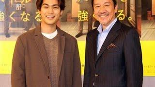 NHK土曜ドラマ「母、帰る~AIの遺言~」の試写会が21日、東京都...