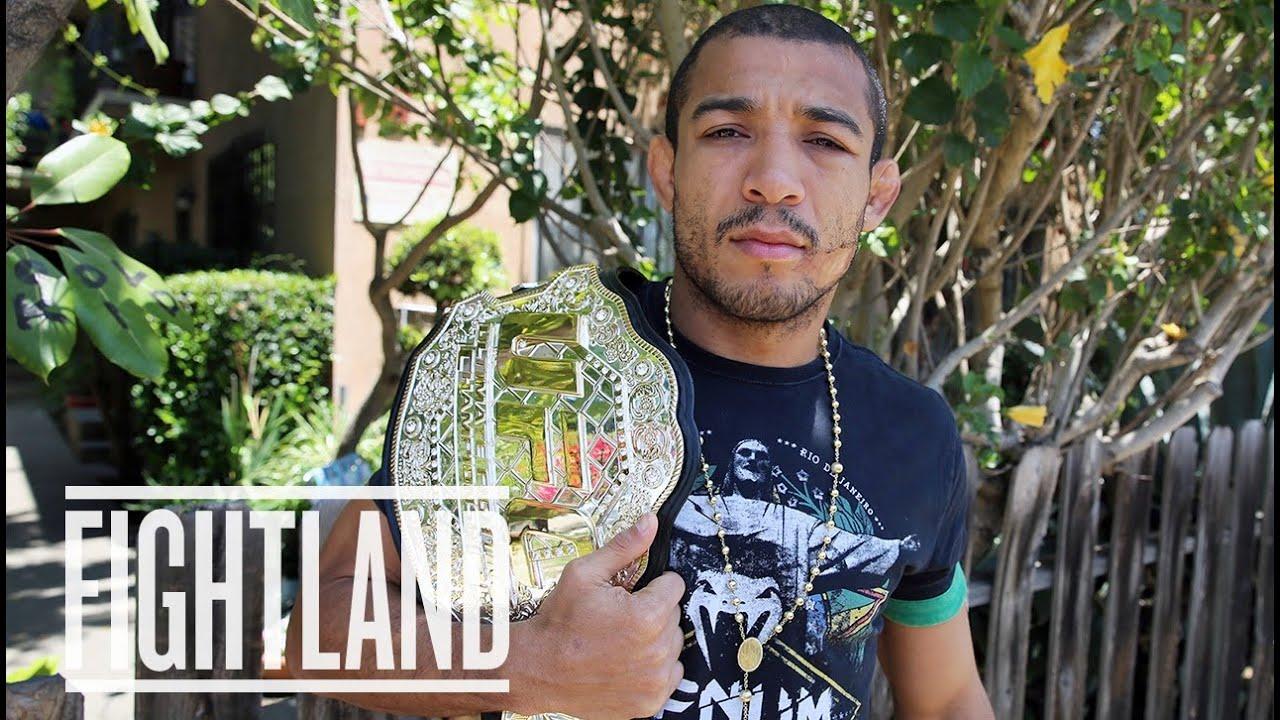 Brazil's Champion Returns to Rio: Fightland Meets José Aldo