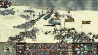 Medieval II: Total War PC Games Gameplay - Fire Storm