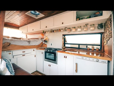 diy-ford-transit-camper-van-tiny-house---living-&-working-from-the-road