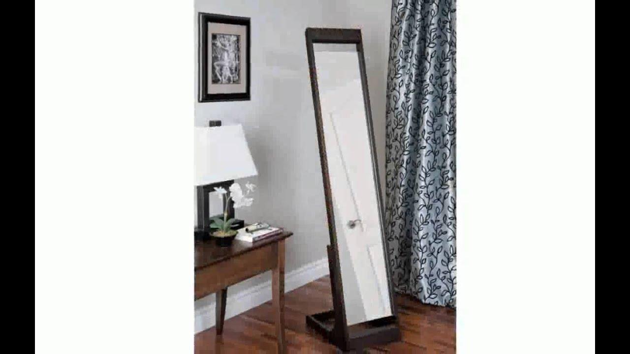 Floor Standing Mirror  YouTube