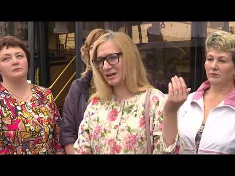 По пяти городским маршрутам будут курсировать новые автобусы, поступившие в Вологду