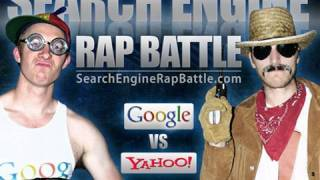 GOOGLE vs YAHOO - Search Engine Rap Battle