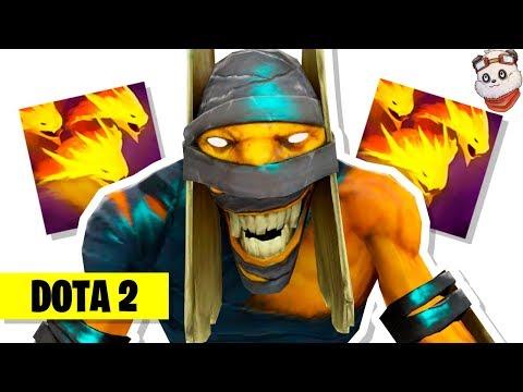 видео: dota 2 — Как играть за shadow shaman