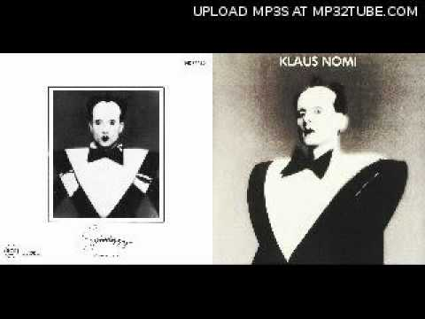 Klaus Nomi - Wasting My Time mp3