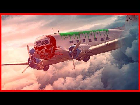Пропавший Самолет Приземлился