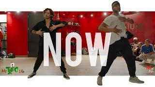 AFTRHRS x Kamari Lundon  - Now   Choreography with CJ Salvador