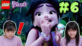 かんあきとみよう!レゴフレンズアニメシーズン4  第6話「ほわわ!ジャングルは大嵐!」