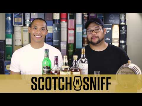 ScotchnSniff review Beginner Bottles of Scotch!