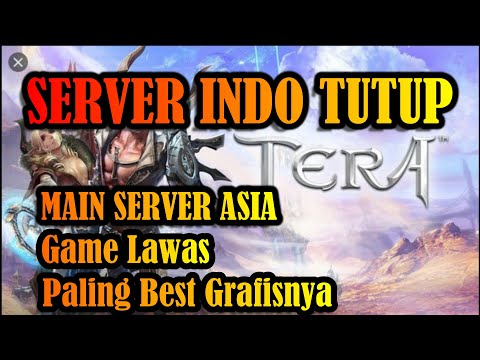 Tera Online Gameplay First Look SEA Server (PC)