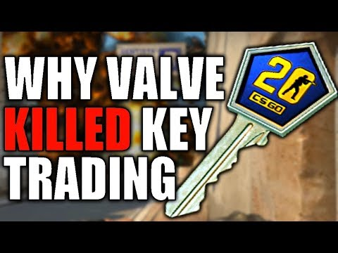 Valve BANS People From TRADING And SELLING Keys!! | TDM_Heyzeus