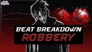 "HOW NICK MIRA PRODUCED ""ROBBERY"" BY JUICE WRLD! BEAT BREAKDOWN 🔥🔥"