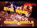 STAR WARS Cosmic Shells DISNEY 4K REWE All Cards Open 突然 Krieg Der Sterne Lucky Bag 突擊 Karten mp3