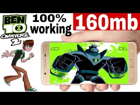 How To Download Ben 10 Omniverse 2 Android In Just 160mb || By Technology King ||