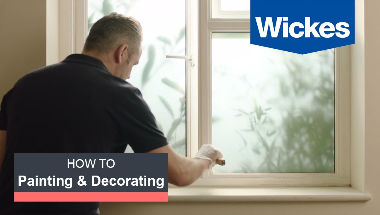 Beau How To Prepare Interior Woodwork For Painting With Wickes
