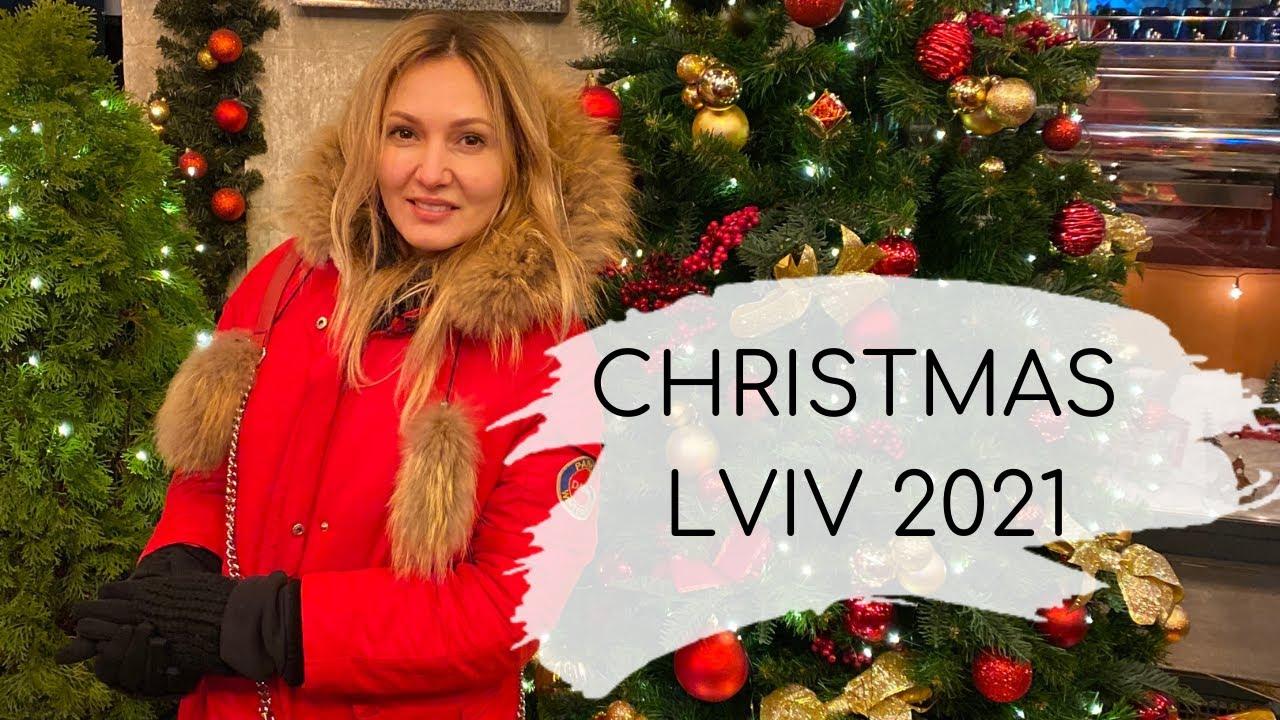 Lviv Christmas Market 2021 Winter In Lviv Ukraine Christmas Lviv 2021 Youtube
