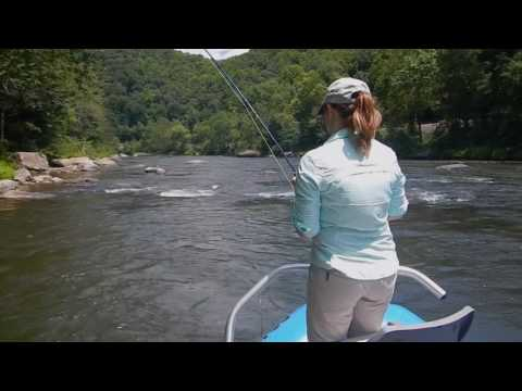 Wildside Adventures Travel Service - Youghiogheny River PA Trout