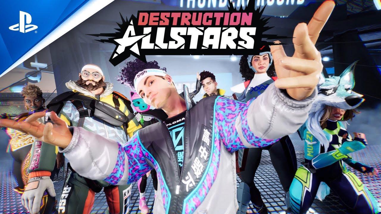 Destruction AllStars - Tráiler de presentación | PS5