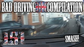 Bad Driving UK Compilation 151