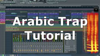 Trap Tutorial: How to Write Eastern / Arabic Sounding Melodies