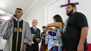 Batismo - Gael Gouveia Rodrigues.