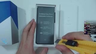 Rozpakowywanie Asus Zenfone Max Pro M1