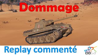 world of tanks fr - Pudel - Replay commenté