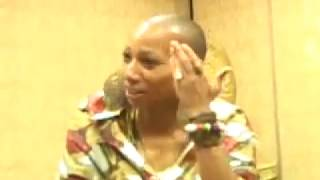 Sunni Patterson  U.S. Social Forum