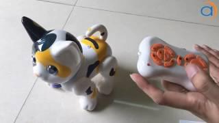 Chú Mèo Điều Khiển Thông Minh 2059A - Asun.vn