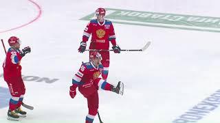 Кубок Первого канала 2020 Россия Чехия 4 1 Обзор матча