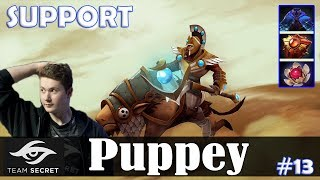 Puppey - Chen Roaming | SUPPORT | Dota 2 Pro MMR Gameplay #13