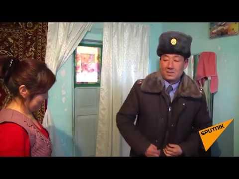 Как работает бишкекский участковый — один день из жизни милиционера