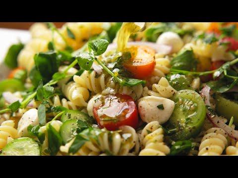 easy-pasta-salad-recipe-with-homemade-italian-dressing